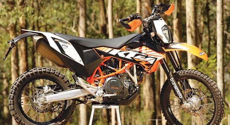 review: 2013 ktm 690 enduro r - transmoto