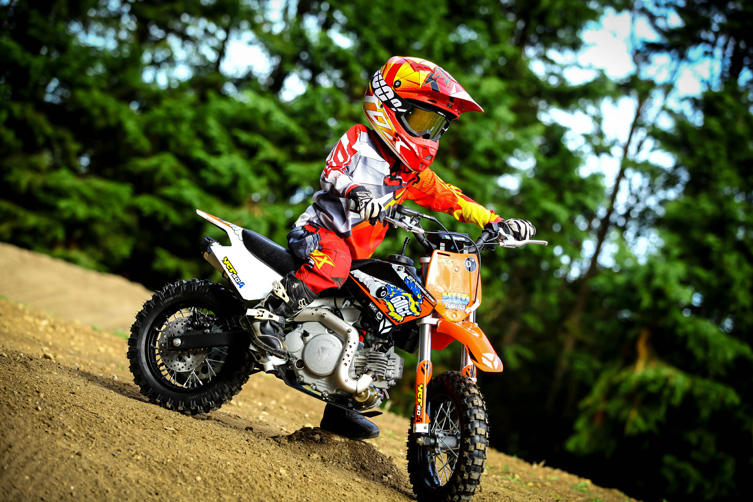 Dirt Bikes With Low Seat Height