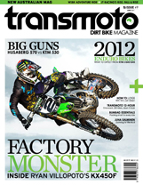 Transmoto Issue 9 Cover